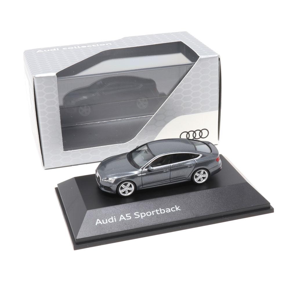 Audi A5 Sportback Modellauto 1:87 Modell 2016 Monsungrau Grau 5011605022