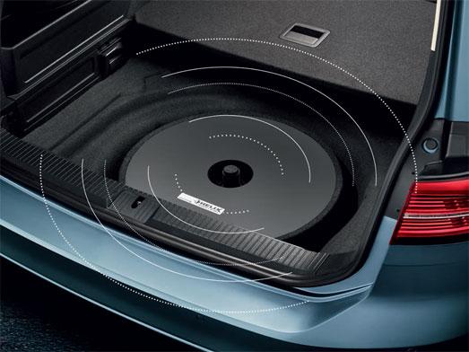 vw original plug play soundsystem helix 300w sinus. Black Bedroom Furniture Sets. Home Design Ideas